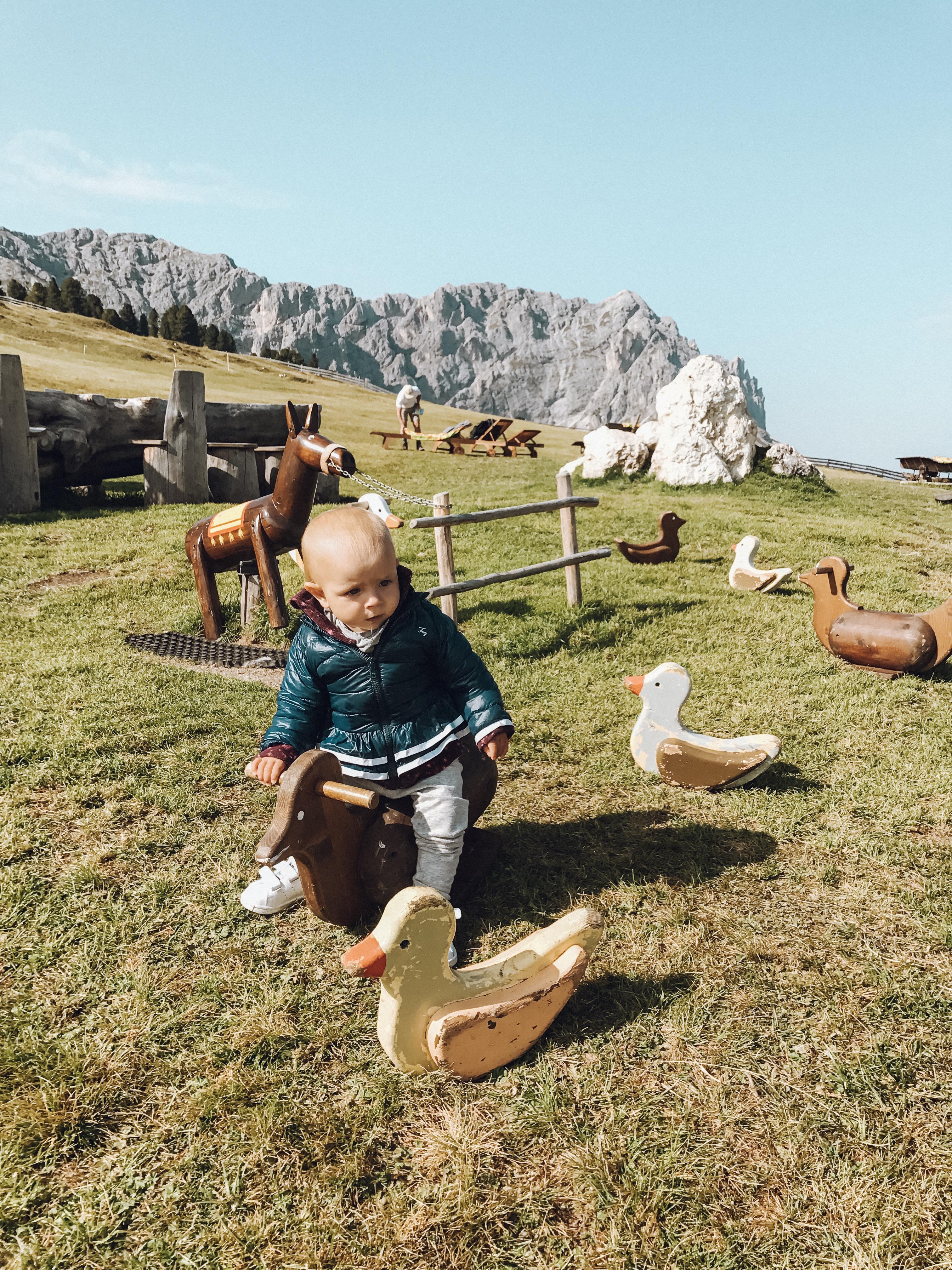 vacanze con bambini, Dolomiti