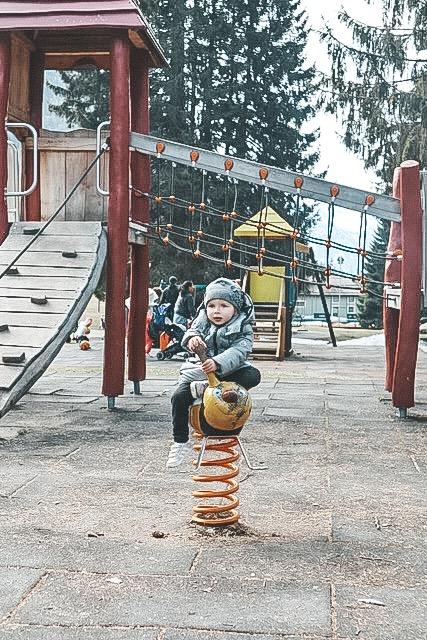 parchi giochi madonna di campiglio