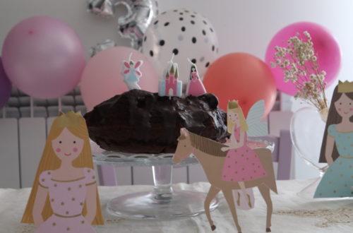 festa compleanno senza plastica