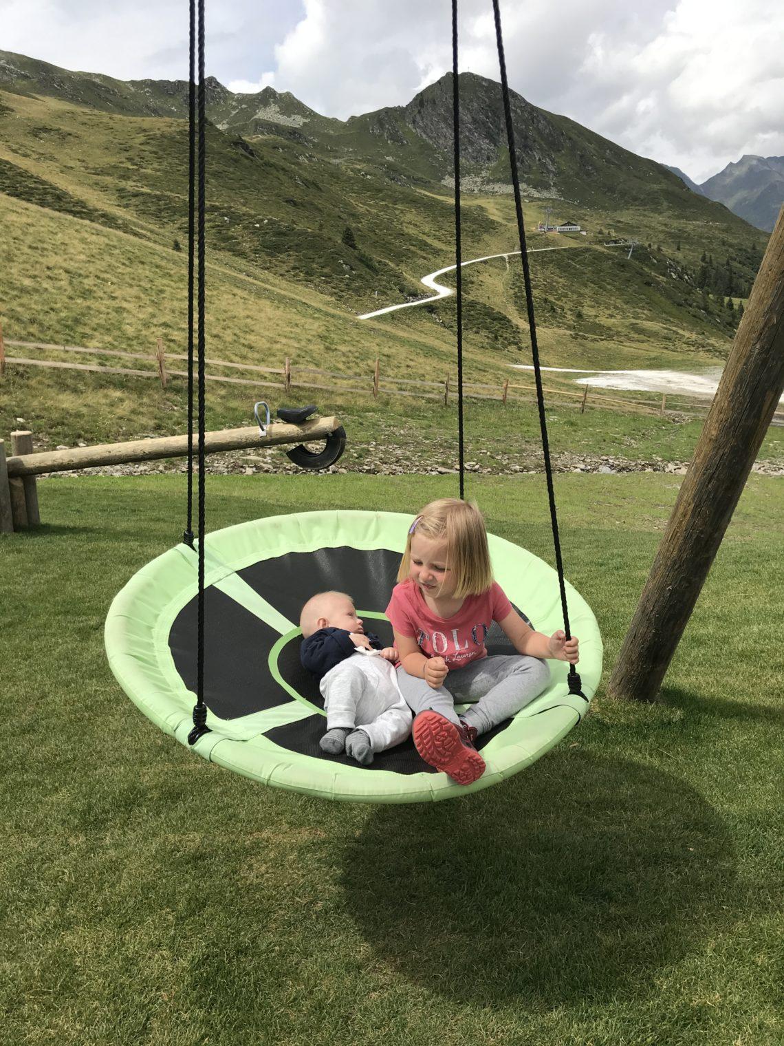 racines bambini passeggino
