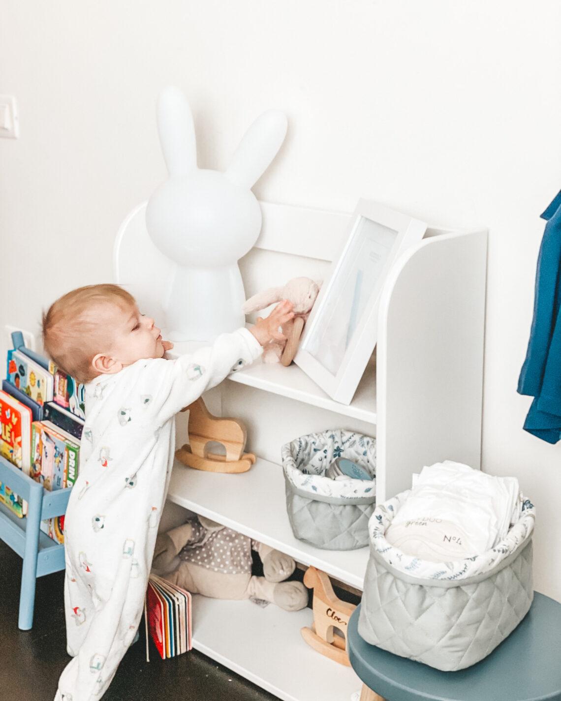camera che cresce con il bambino