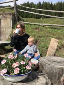 Alta Badia con i bambini
