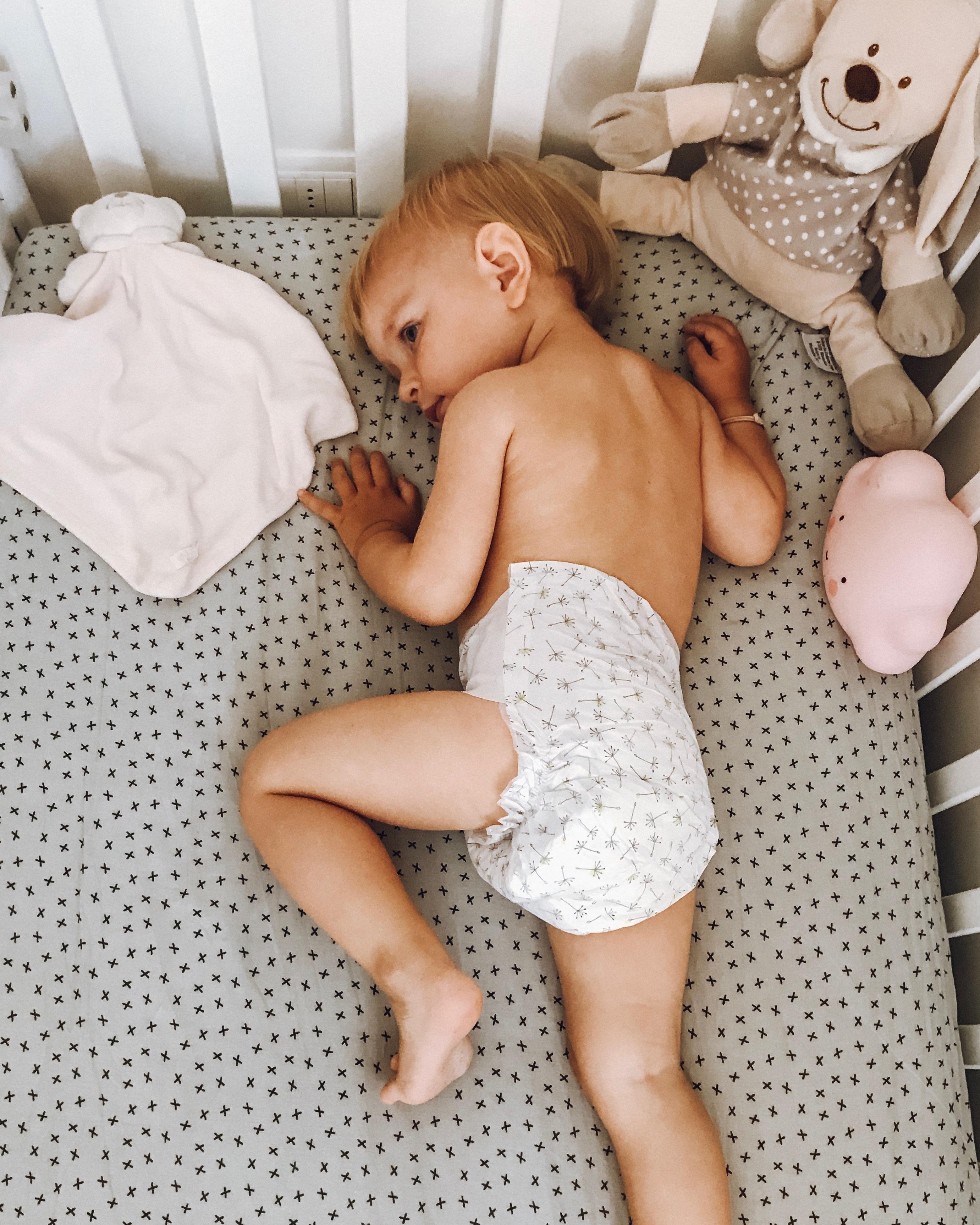 vita da mamma, pannolini naturali