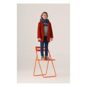 cappotto British bambini