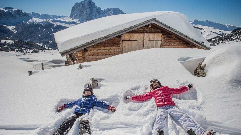 come risparmiare in montagna con i bambini