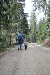 San Vigilio bambini passeggino