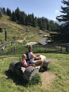 Vipiteno bambini montagna