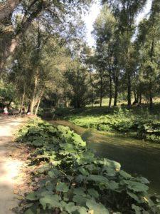 fiume incantato san Vittore