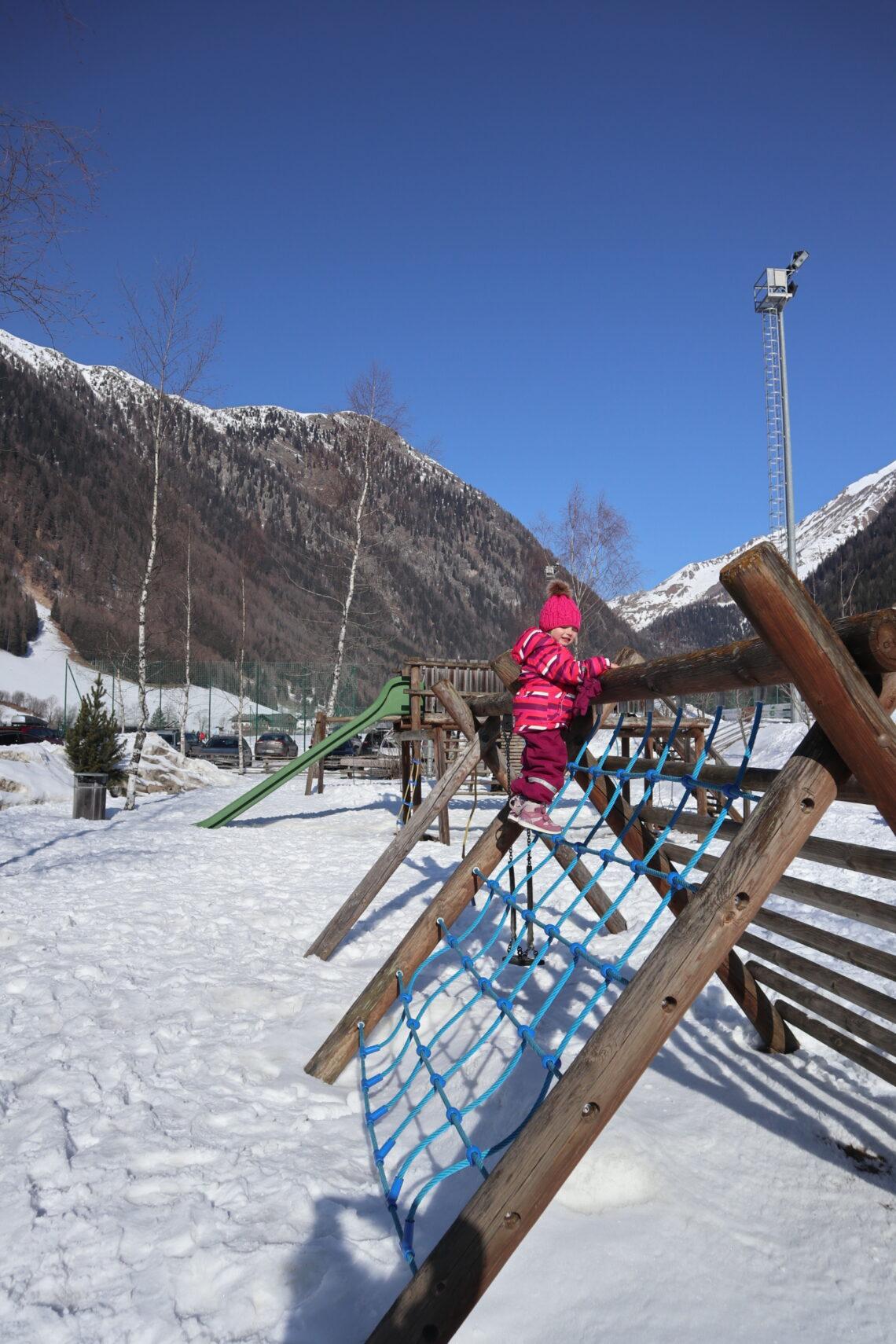 vacanza neve bambini rio pusteria