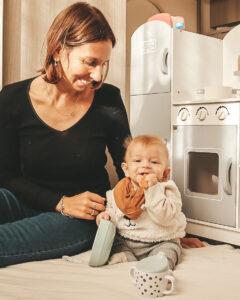 svezzamento neonati 6 mesi