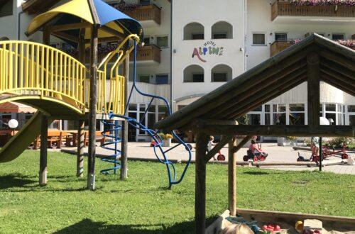 family hotel Alpin Vipiteno Racines