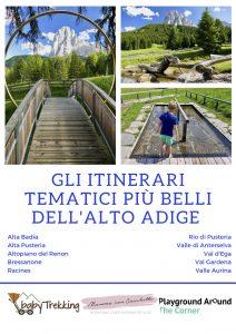 sentieri tematici Alto Adige