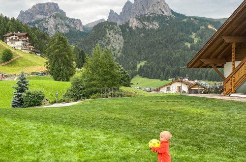 vacanza maso Val Gardena gutonhof
